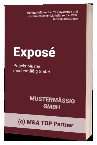 Unternehmensdarstellung - Exposé - M&A TOP Partner
