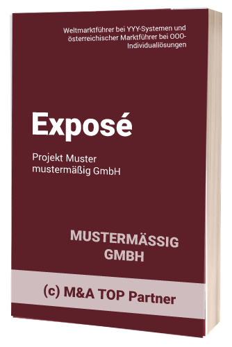 EXPOSÉ / INFORMATION MEMORANDUM